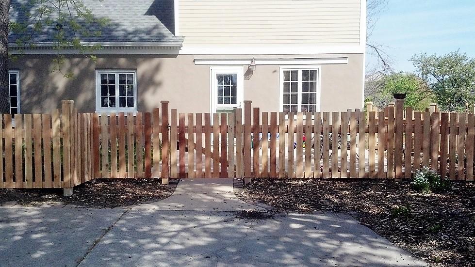 bobby martens picket fence