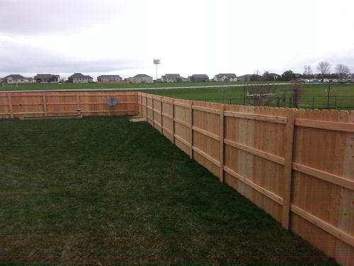 post master fence